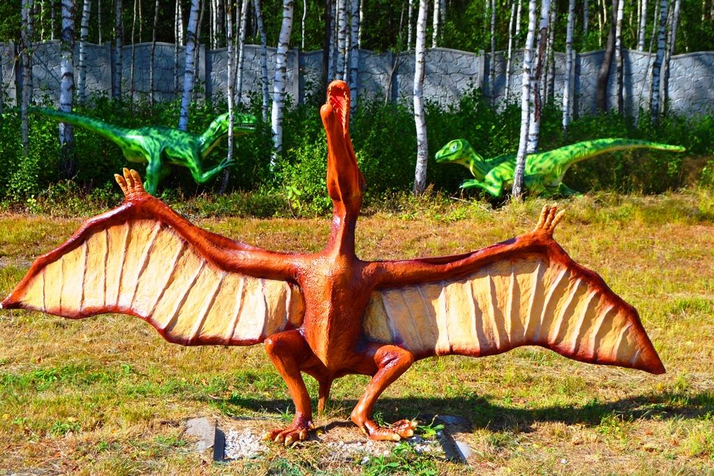Brzezóvka dinozaur